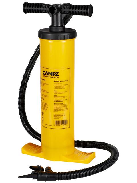 CAMPZ Air Pump yellow